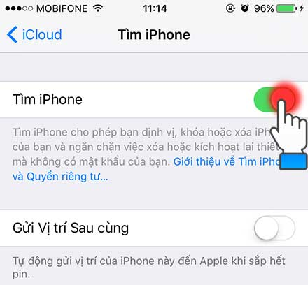 tim-lai-iphone-bi-mat
