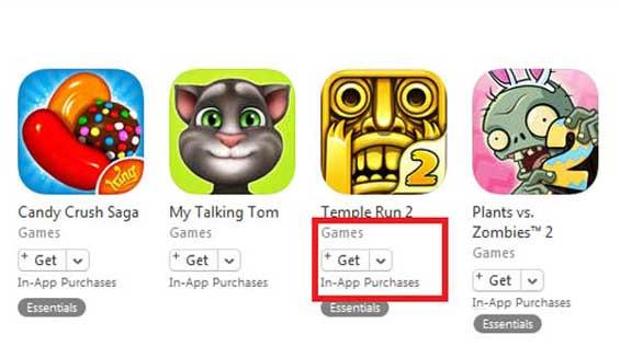 Hướng dẫn cài game cho iPhone bằng iTunes phiên bản mới nhất