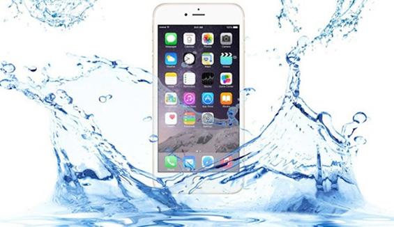 Lời khuyên dành cho iPhone 6 bị vào nước