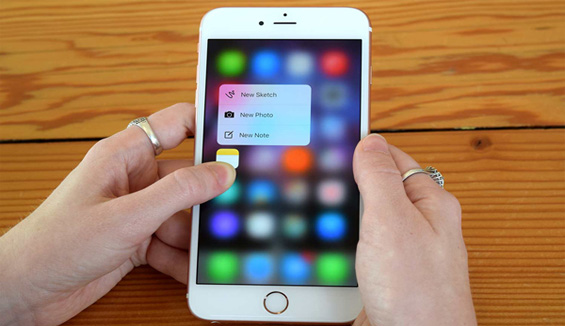 Khắc phục màn hình iPhone bị nhảy cảm ứng thành công