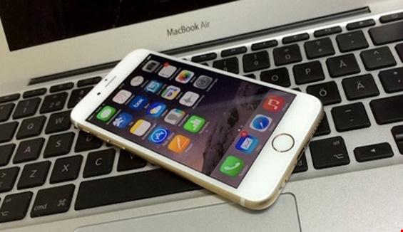 Dễ dàng sửa lỗi máy tính không nhận iPhone 6