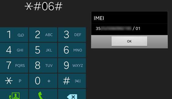 Hướng dẫn chi tiết cách check IMEI Samsung Note 5
