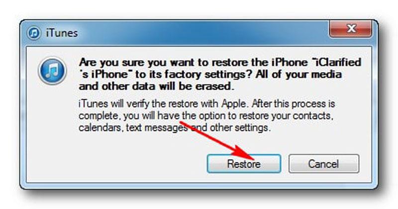 Cách sửa lỗi iPhone 6s lock không nhận sim