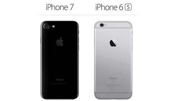 So sánh camera iPhone 6S và iPhone 7