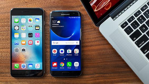 So sánh camera iPhone 6S Plus và Galaxy S7 Edge