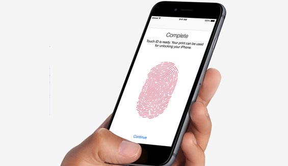 Khắc phục lỗi không thể kích hoạt Touch ID trên iPhone 6