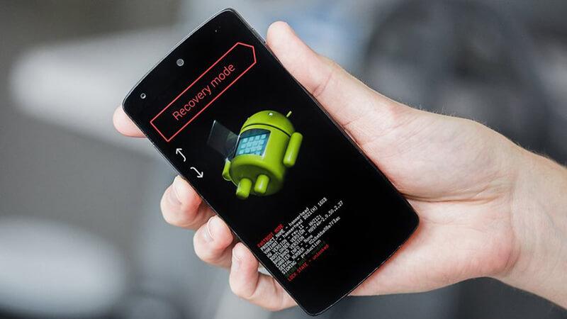 Cách đưa điện thoại về chế độ Recovery Mode Android