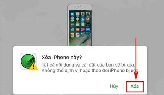 Khắc phục lỗi không xóa tài khoản iCloud trên iPhone được
