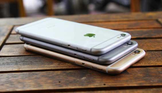 Điện thoại iPhone 6 cũ vẫn bán chạy ầm ầm thời điểm cận Tết
