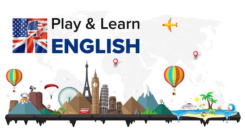 phần mềm luyện nói tiếng anh Play & Learn English
