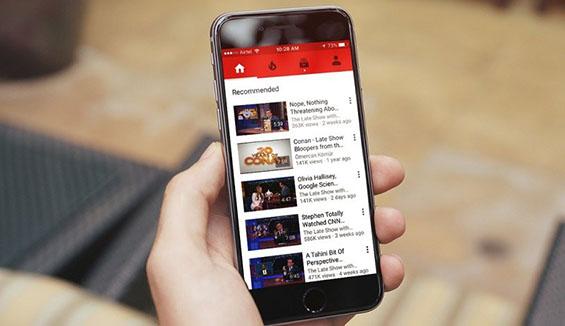 Hướng dẫn cách xem video ngoại tuyến trên youtube bằng iPhone