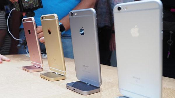 iPhone 6S Plus, iPhone 6S có mấy màu và màu nào đẹp nhất?