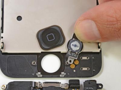 Thay nút home, nút nguồn iPhone 5, 5S